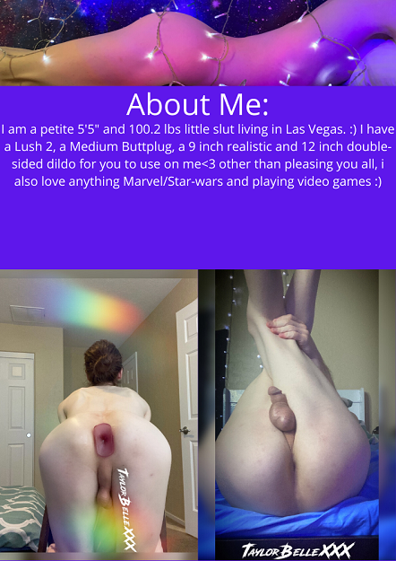TaylorBelleXXX of Chaturbate Trans Cams!